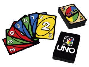 UNO 50Th Anniversary Edition Card Game