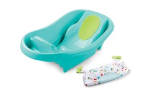 Comfy Clean Deluxe Newborn to Toddler Tub (teal)