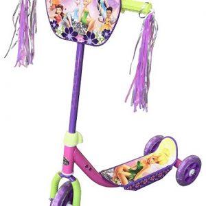 Disney Fairies Three Wheel Scooter