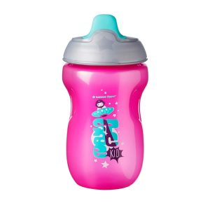 Tommee Tippee Non-Spill Toddler Sippee Cup, 9+ Months