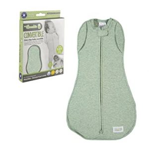 Woombie Baby Swaddle- Original Lime
