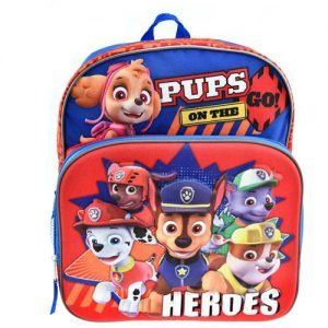 Paw Patrol 14″ Molded Backpack