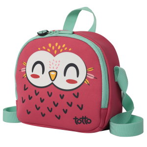 Totto Rabelo Girl's Lunch Bag