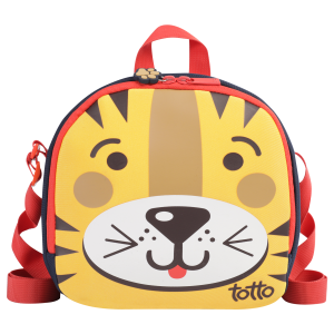 Totto Lion Boy's Lunch Bag