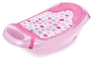 Splish 'n Splash Newborn to Toddler Tub (Light Pink)
